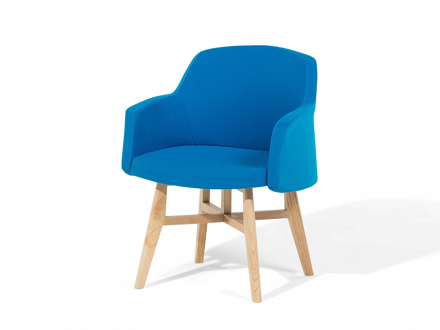 Design Sessel Blau Sessel Blau Hocker Sessel Homeandgarden Sessel In Blau