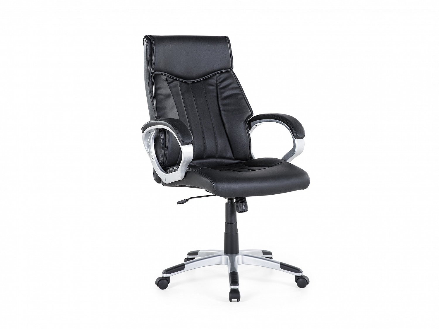 Ergonomic Swivel Office Chair Office Chair Swivel Chair Faux Leather Ergonomic Desk