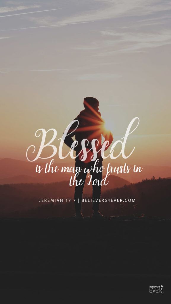 Christian Fathers Day Quotes Wallpapers Blessed Is The Man Believers4ever Com