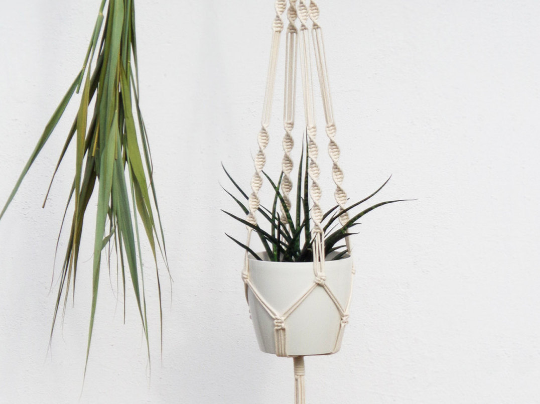 Wall Planter Hooks Macrame Wall Hangings And Plant Hangers Buy Or Diy