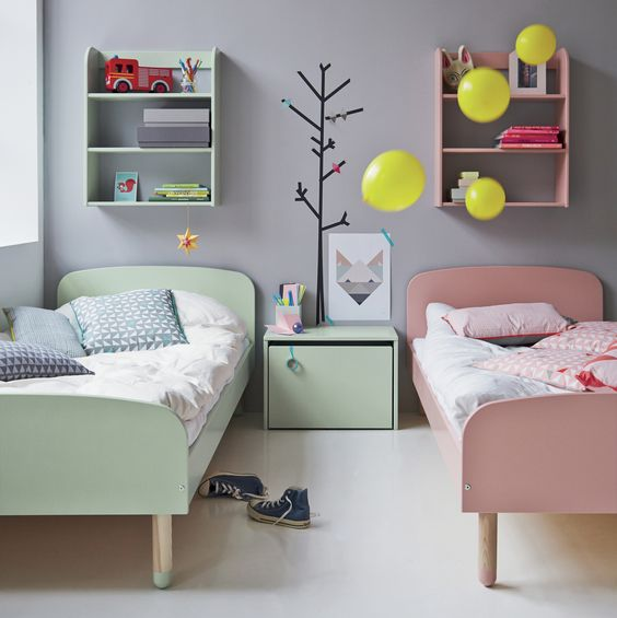 Cute Twin Baby Boy And Girl Wallpapers Top 7 Nursery Amp Kids Room Trends You Must Know For 2017