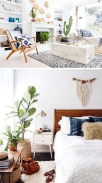 Get the boho chic look - 32 bohemian interior design ideas ...