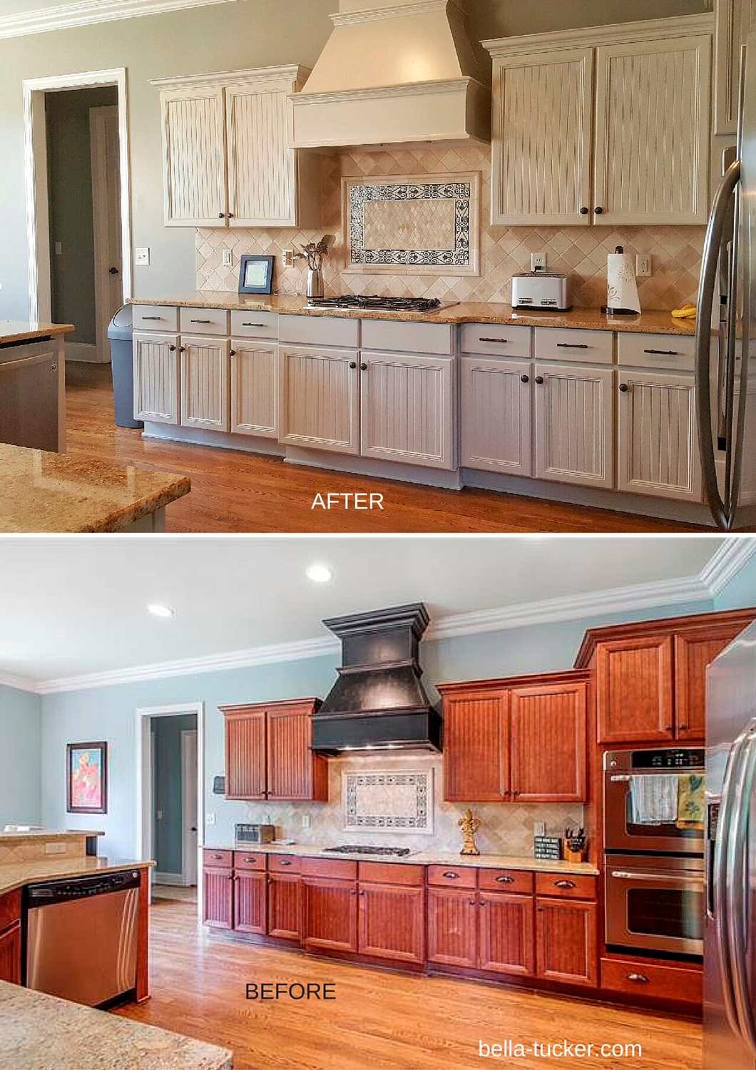Images Of Painted Kitchen Cabinets Painted Cabinets Nashville Tn Before And After Photos
