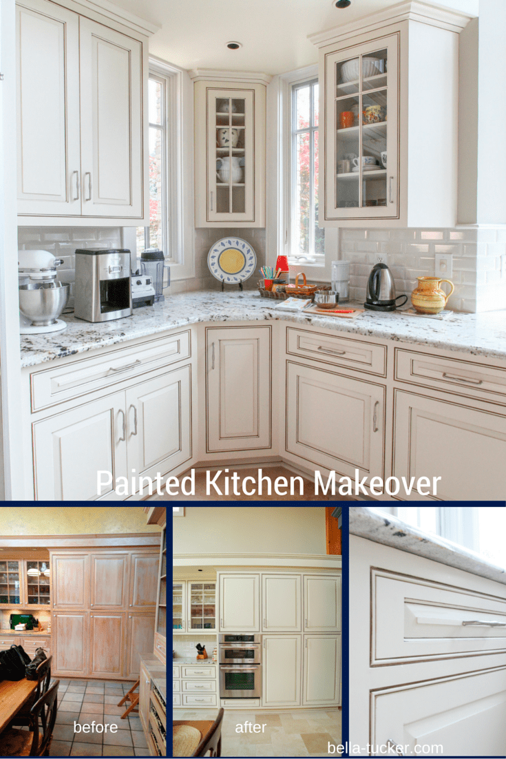 Photos Of White Kitchen Cabinets Painted Cabinets Nashville Tn Before And After Photos