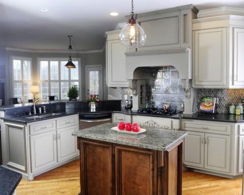 Medium Of Grey Kitchen Cabinets