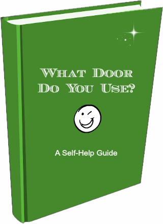 Green book What Door do you Use