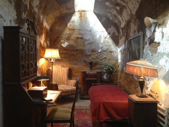 Al Capone's Cell--Eastern State Penitentiary