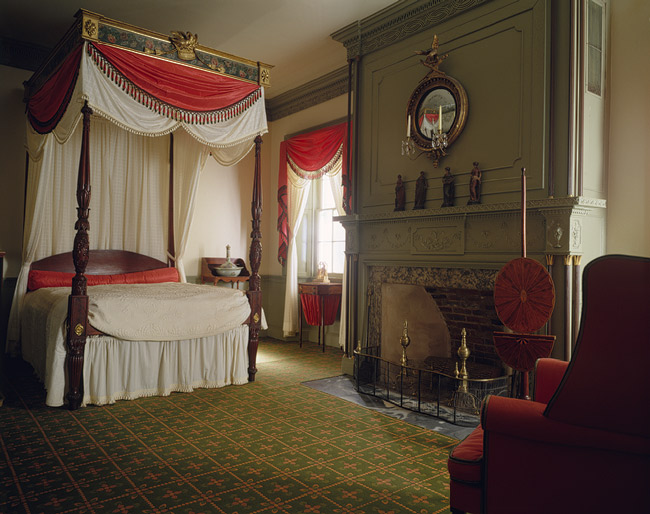 Parlor from the James Duncan Jr. House, Haverill, Massachusetts, ca. 1805