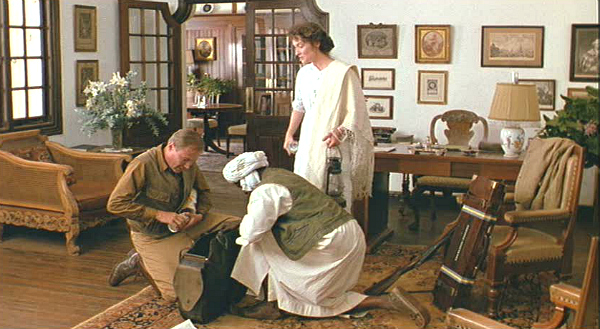 Karen Blixen's house.  Image found on Hooked on Houses