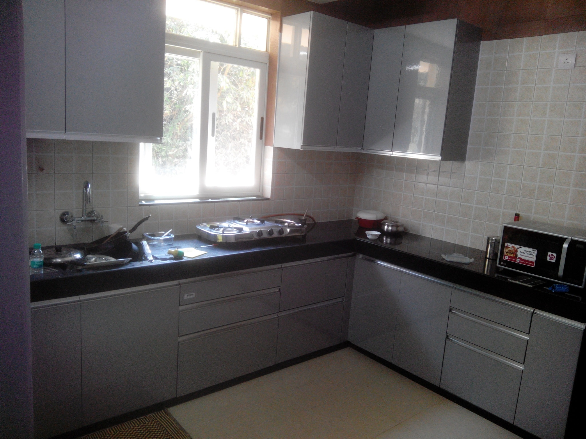 L Shaped Kitchen Sink Best L Shape Kitchen Wold Class Service At Most
