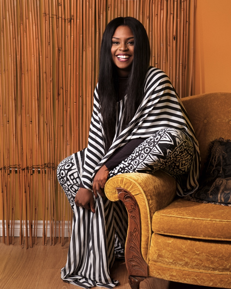 Elle Decoration South Africa Designer Andrea Iyamah Is A Modern Muse For Elle