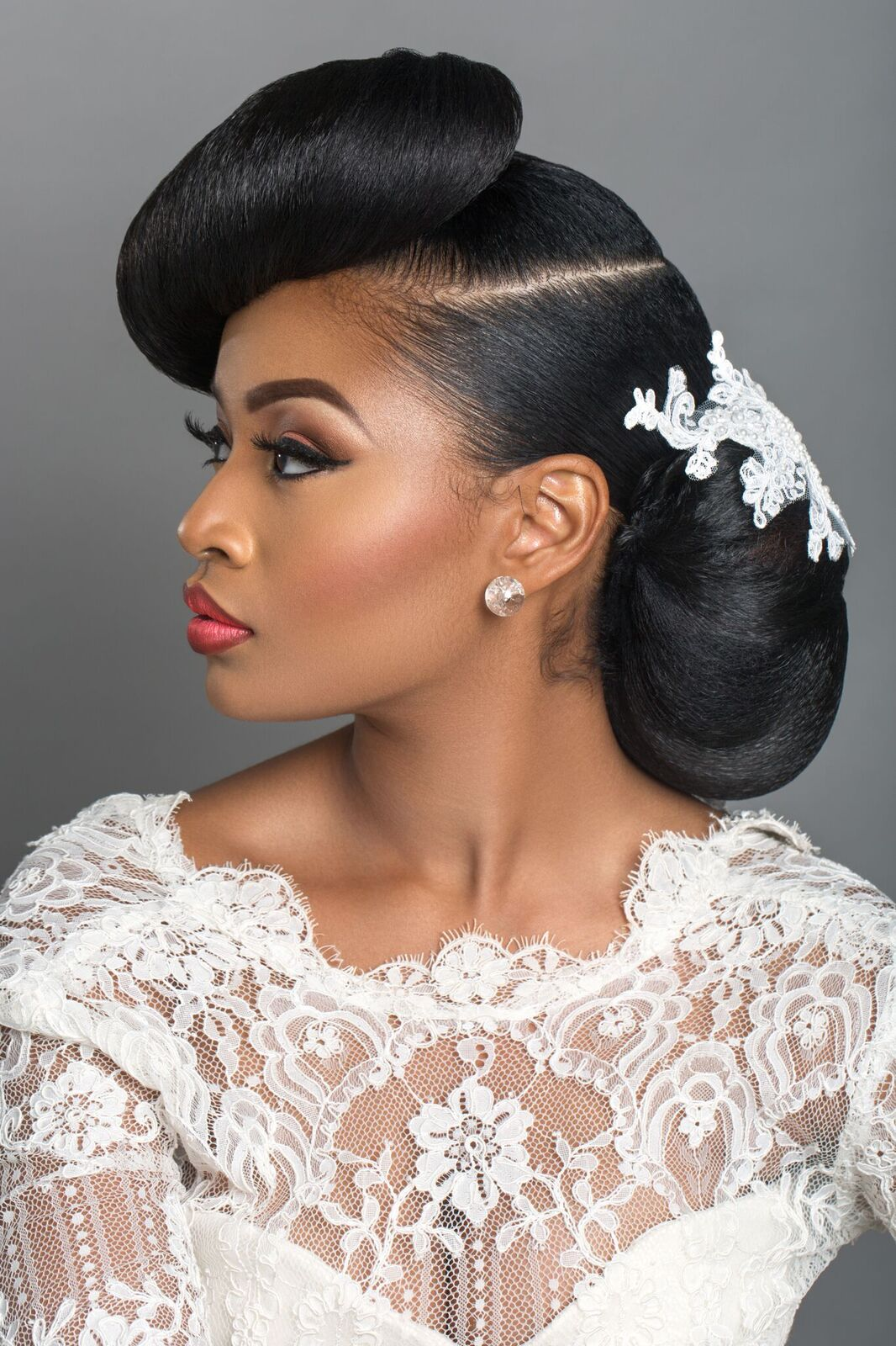 Coiffure D'afro Bn Bridal Beauty 39from Retro To Afro 39 Photo Shoot From Uk