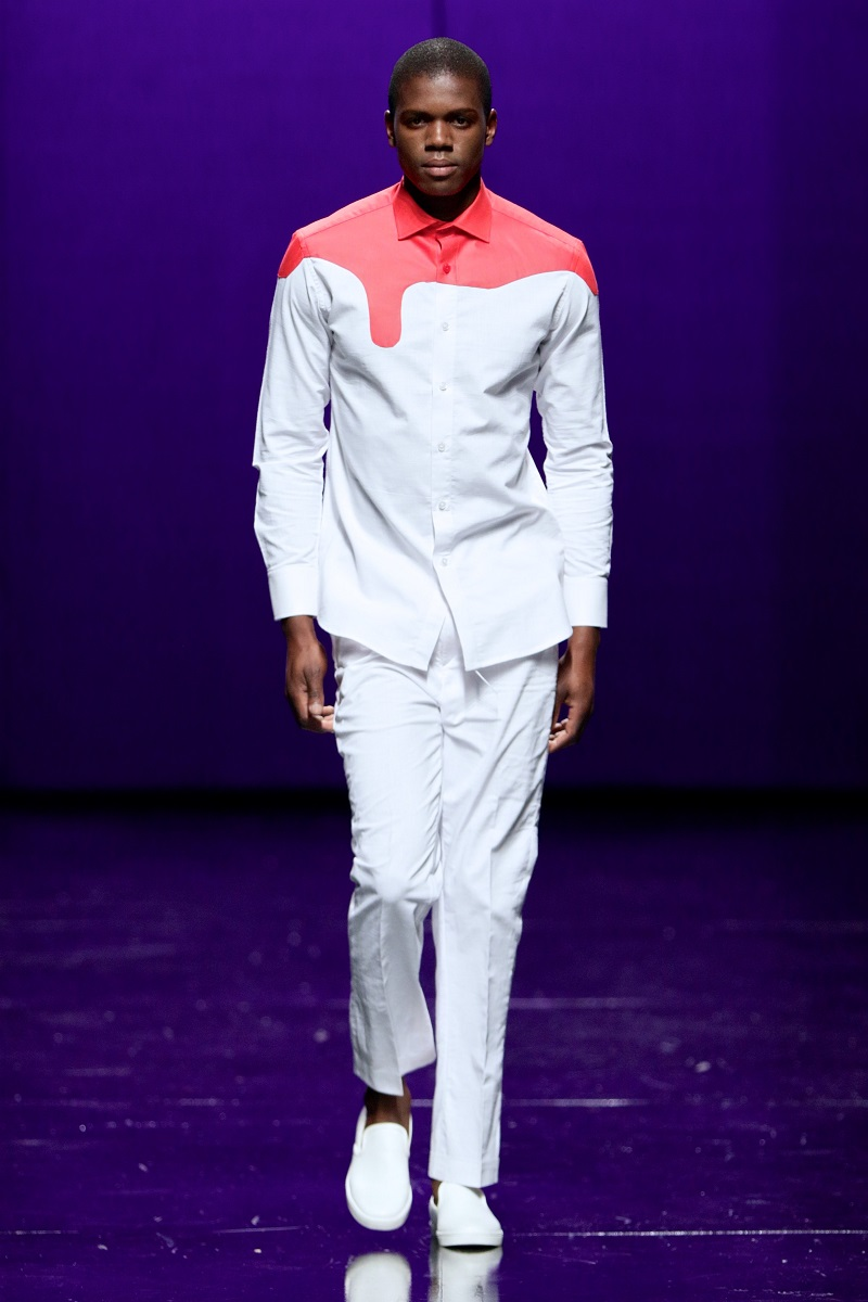 Bns Crisp Clemas Couture Debuts Ss19 Menswear Collection At Durban