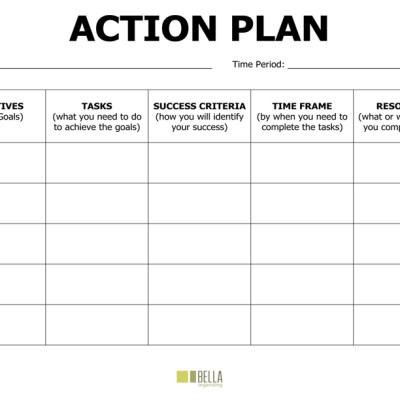 Rhonda abrams business plan template