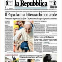 A Conjecture on The Pope and The Atheist