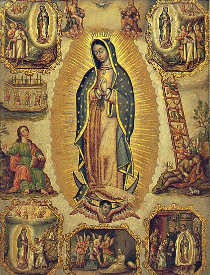 The God of Wonder & Our Lady of Guadalupe
