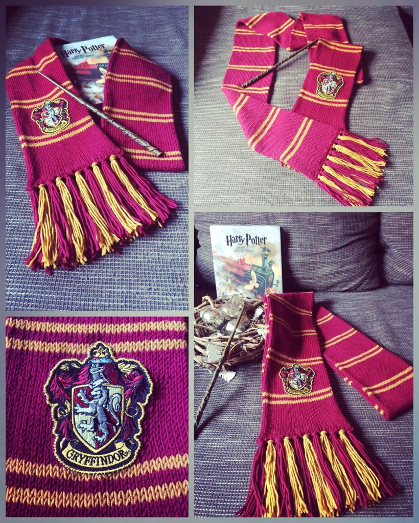 Harry Potter Welches Haus Stricken Hogwarts Haus Schal Diy Bella S Wonderworld