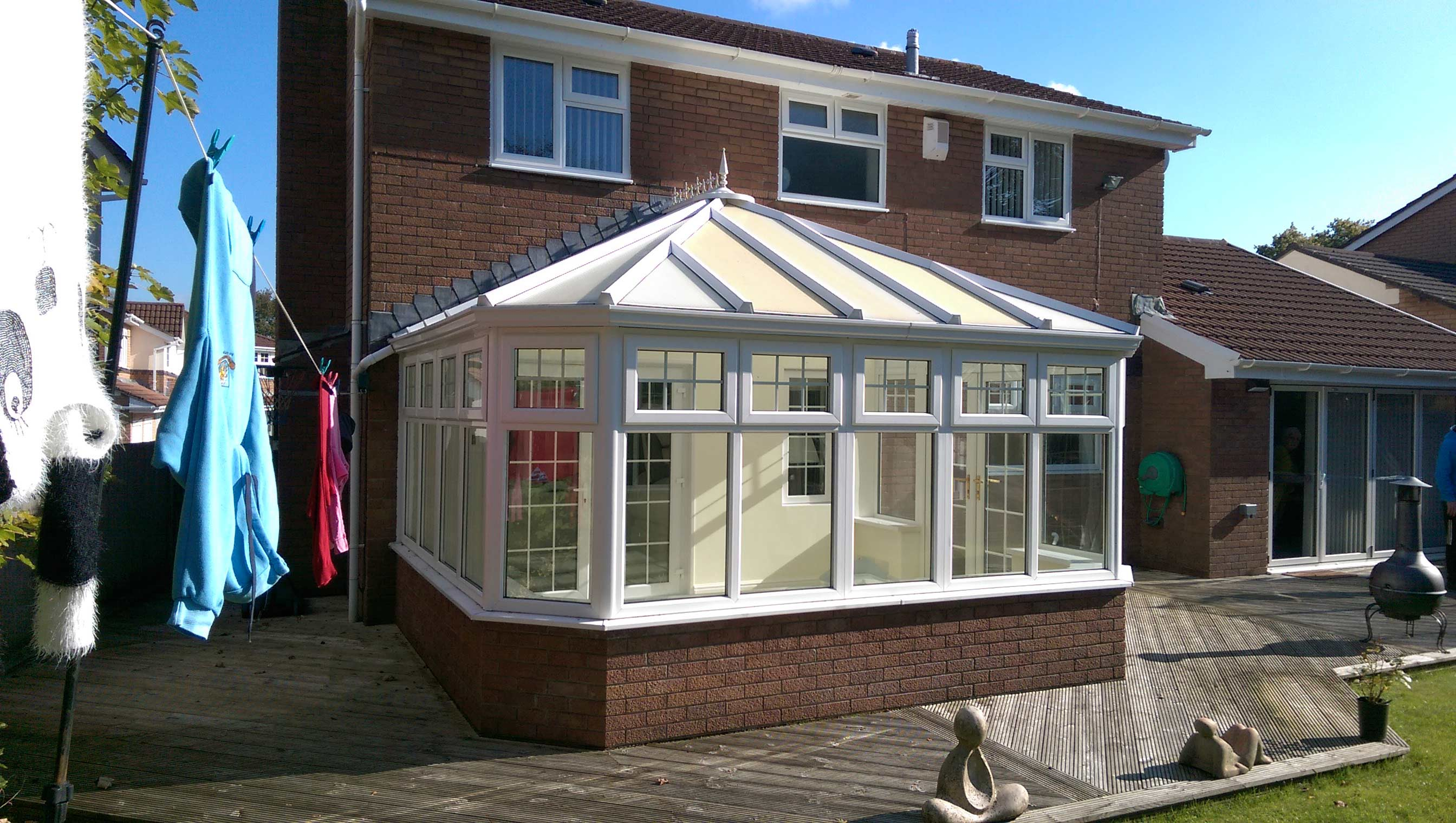 Glass Roof Extension House Extensions Warrington Double Glazed House Extension Prices