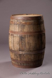 Whiskey Barrels Wedding Decor - Whiskey Barrels Wedding ...