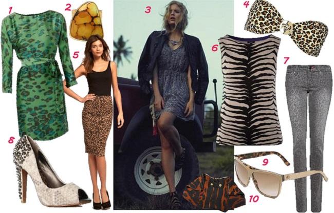 Animal Print Fashion Trend