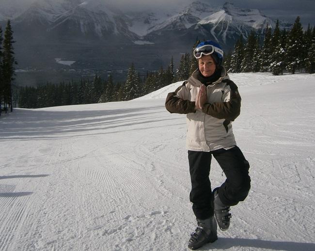Gill Martin Ski Boot Camp