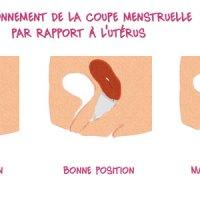 La coupe menstruelle, mon 1er test grandeur nature