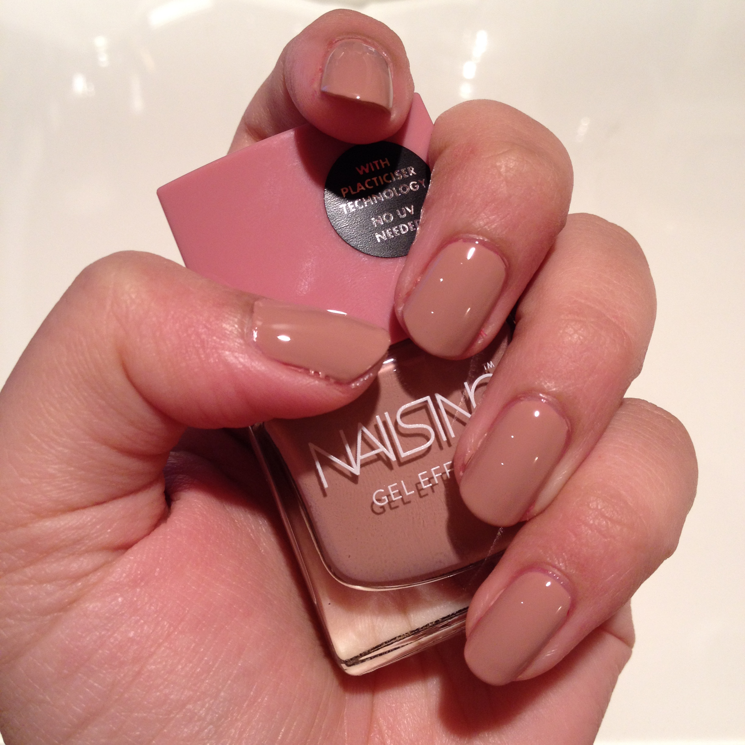 Mims Mini Manicures Nailsinc Gel Effect Nail Polish