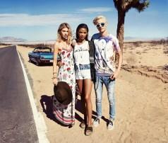 Couronne bohème, look Coachella, asos bohème chic, revival 70's, H&M Coachella