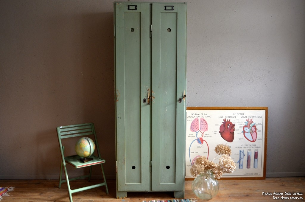 Bureau Enfants Vestiaire Otello | L'atelier Belle Lurette, Rénovation De