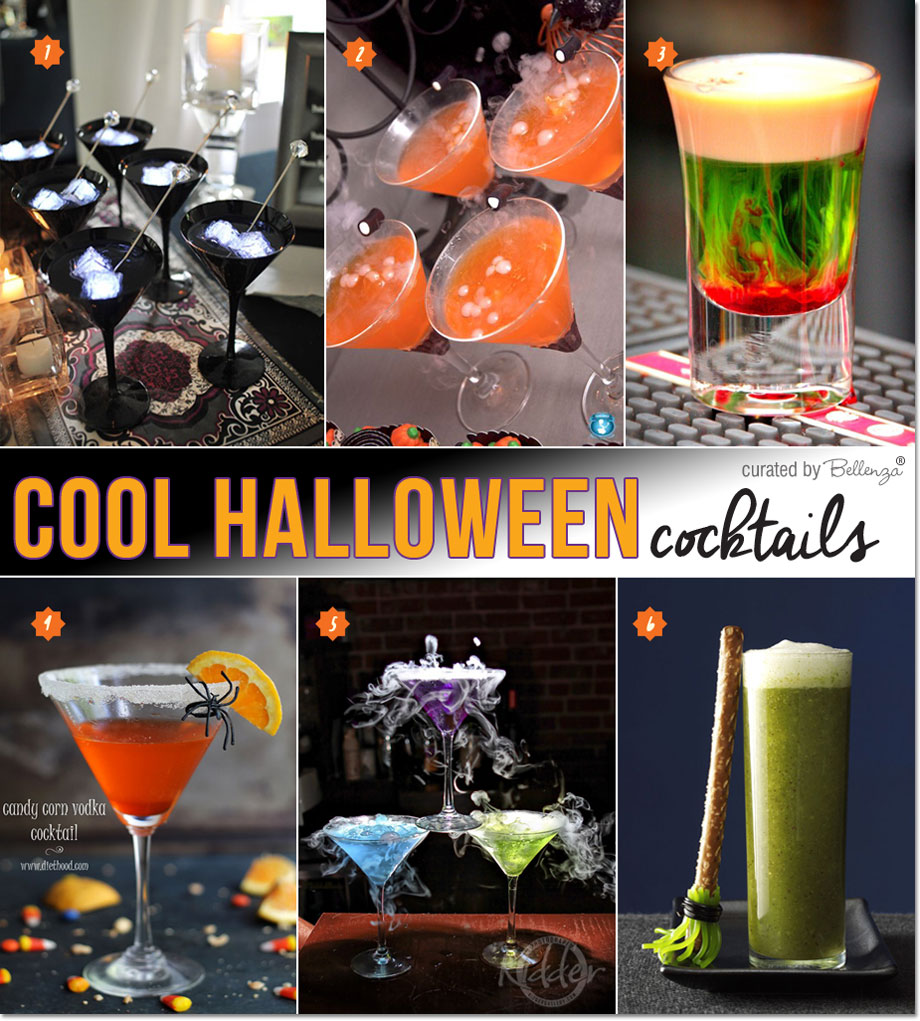 Easy Halloween Shots Recipes Cool Halloween Cocktails Ideas On How To Make Them Spookily Stunning