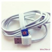 DIY : Cable Organizer  BellesOfBeirut