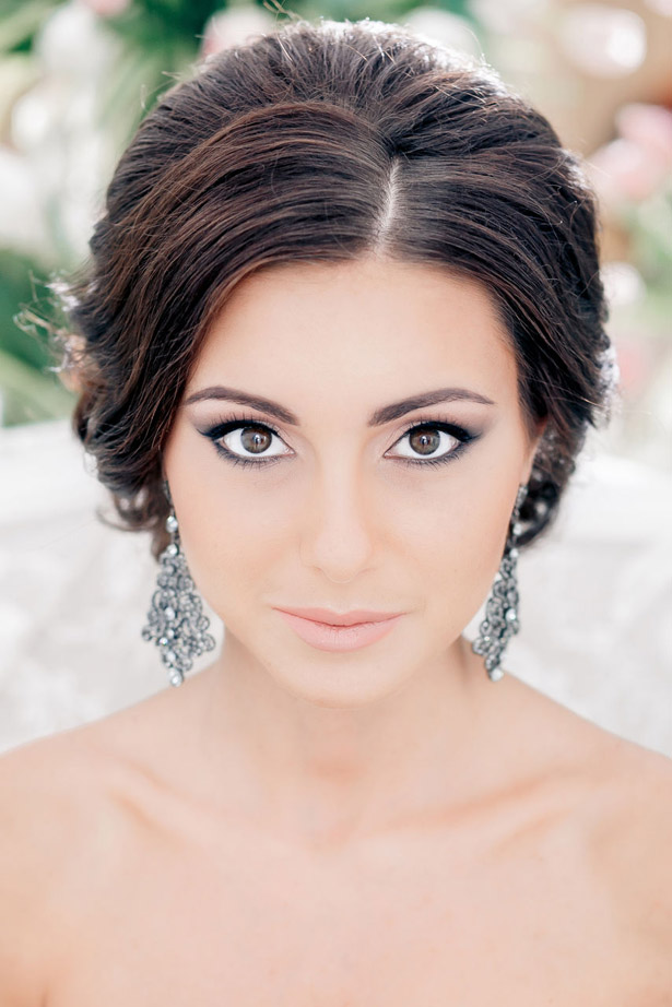 Crazy Wedding Makeup : Gorgeous Wedding Hairstyles And Makeup Ideas - crazyforus