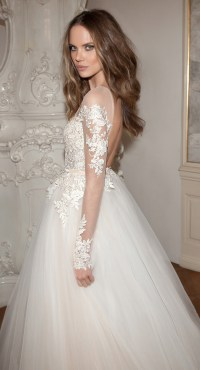 Wedding Dresses By Berta Bridal Fall 2015 - crazyforus