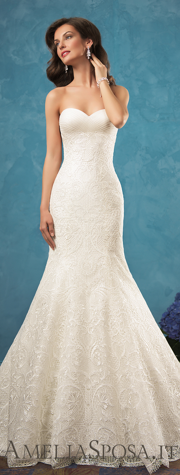 sweetheart wedding dresses sweetheart wedding dresses Amelia Sposa Wedding Dress