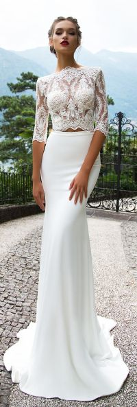 Wedding Dresses by Milla Nova White Desire 2017 Bridal ...