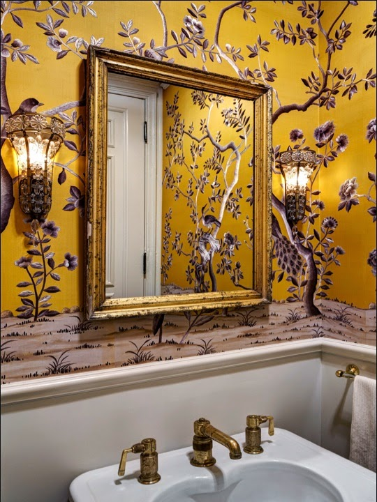 The Yellow Wallpaper Nursery Quotes Jenna Lyons S Brooklyn Brownstone After