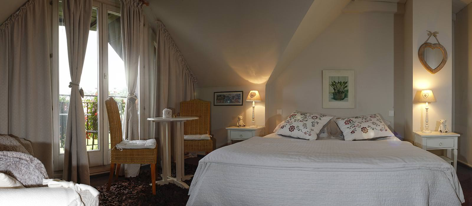 Chambre Hote Alsace Bed Breakfast Guest Room Bellevue Alsace France Bellevue
