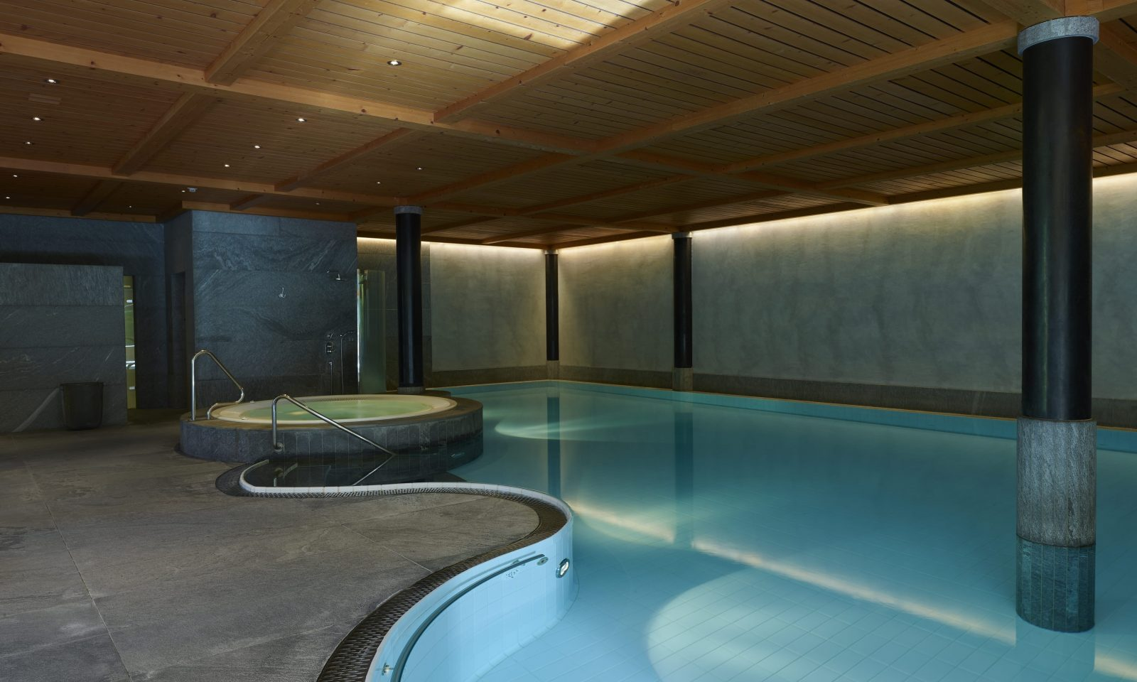 Jacuzzi Pool Preise Le Grand Spa Luxury Spa Le Grand Bellevue Gstaad