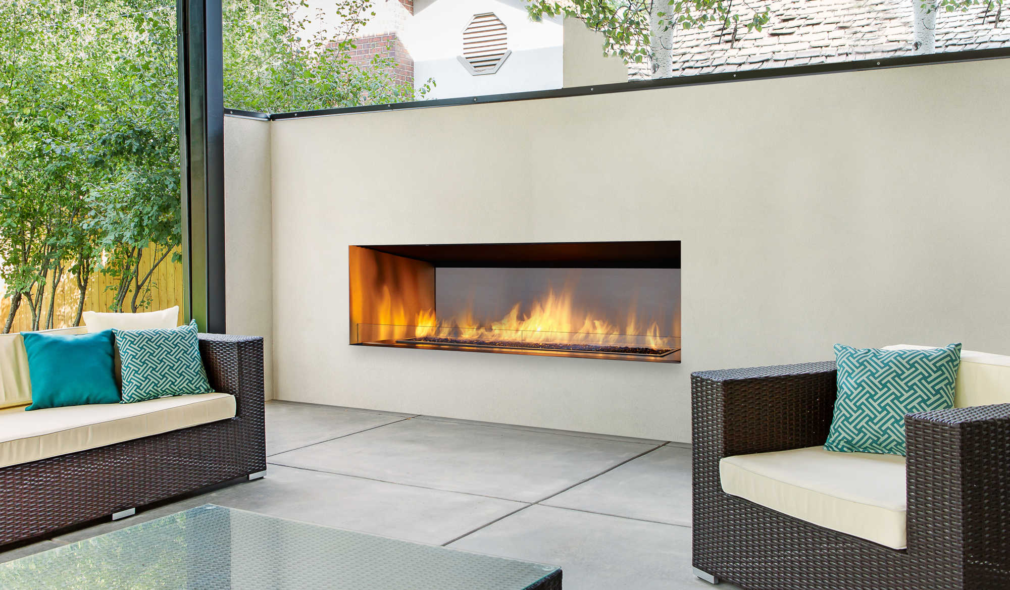 Outdoor Gas Fireplaces Outdoor Fireplaces And Fire Pits Bellevue Fireplace Shop