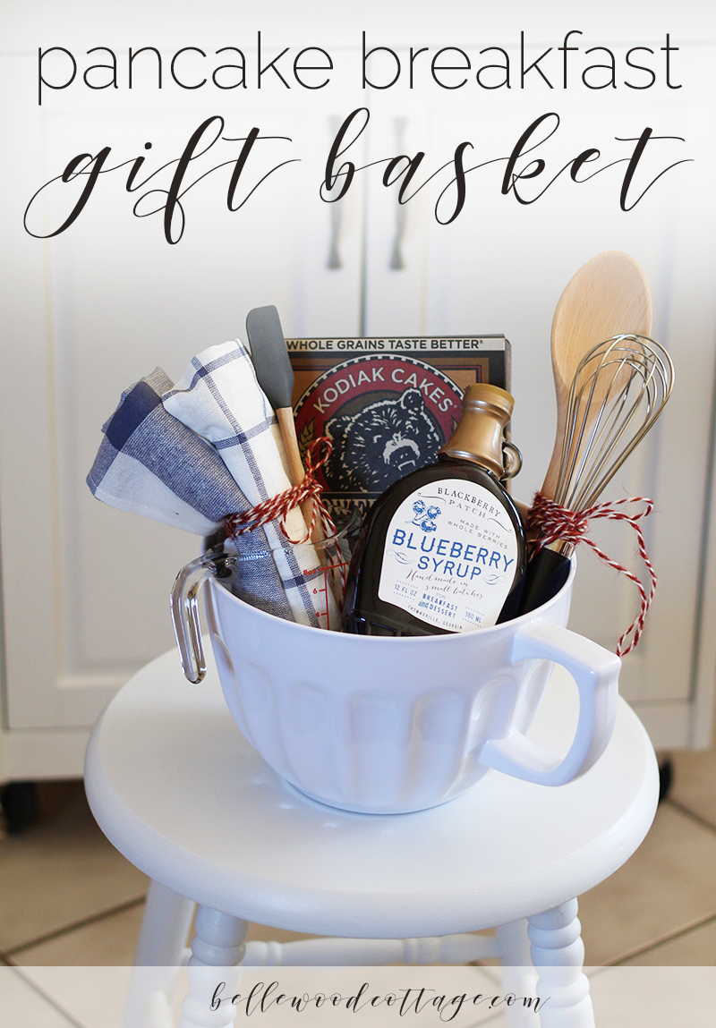 Relieving Picking Out A Giftto Start Bridal Shower Gift Idea Pancake Breakfast Gift Basket Bellewood Officially Wedding Season That Means Bridal Showers Ialways Love Looking At My Registries bridal shower Bridal Shower Gift