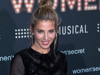 Elsa Pataky presenta el Musical de Women'Secret