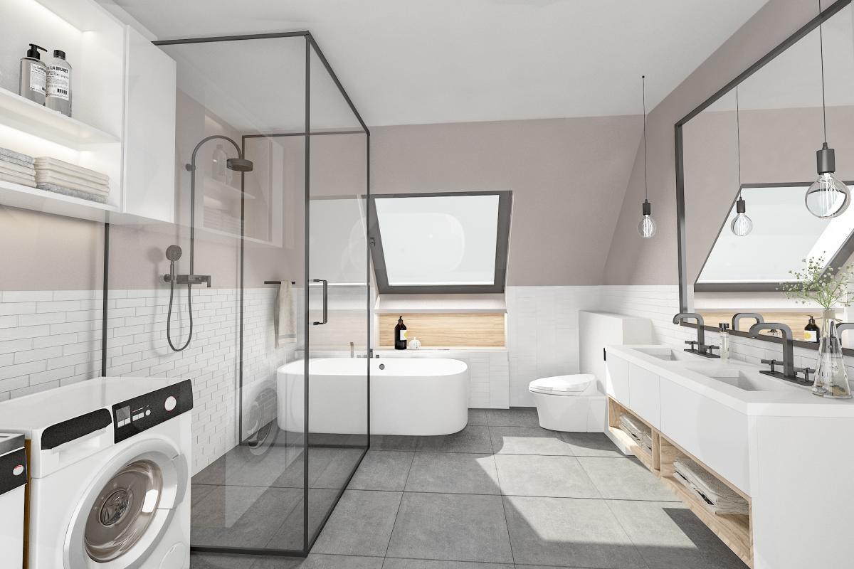 Aarding Badkamer Nen1010 : Badkamer zone indeling immo anthonis heverlee appartement