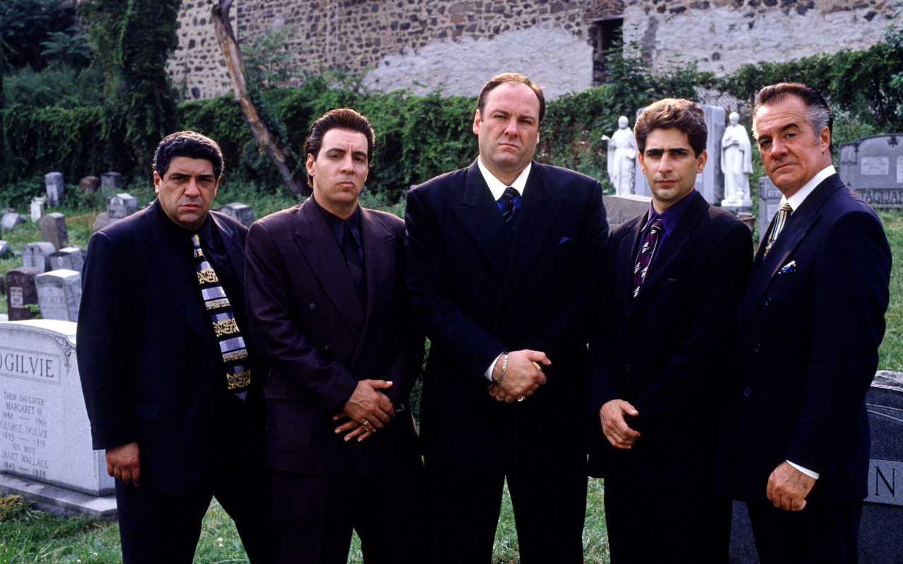 Television Series Of Is The Sopranos The Greatest Television Series Of All Time Bell