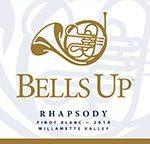 Bells Up Rhapsody Wine Label