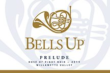 Bells Up Prelude Wine Label