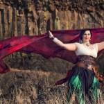 Rebecca Wolf-Nail at Emerald Sanctuary