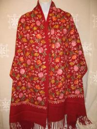 Ladies Wedding Pashmina Wool Shawls - Utsavpedia