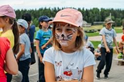 Летний лагерь в Латвии