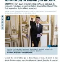 Virer Manuel #Valls? L'autre hypothèse du #remaniement ...
