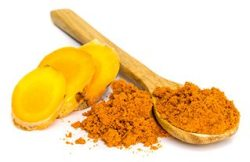 spoonful of turmeric